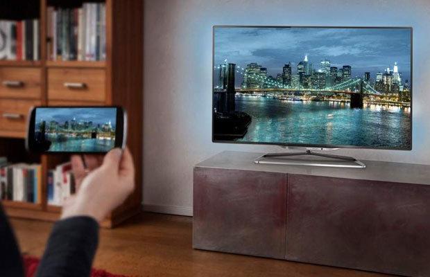 Cara Menghubungkan HP Ke TV 01