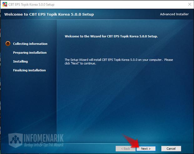 Aplikasi CBT EPS-Topik Korea HTML5 05