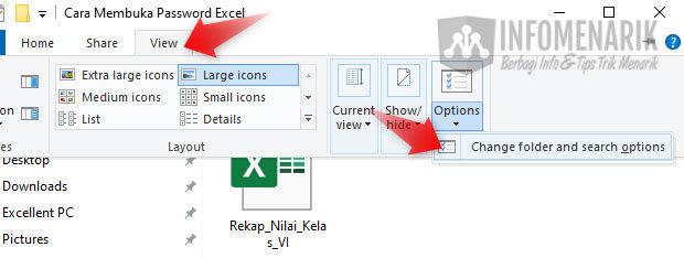 Cara Membuka Password File Excel 03