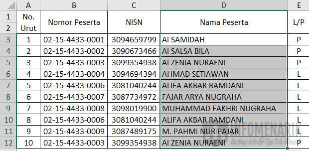 Cara Menemukan Dan Menghapus Data Ganda Di Excel 2