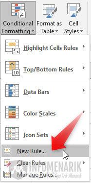 Cara Menemukan Dan Menghapus Data Ganda Di Excel 6