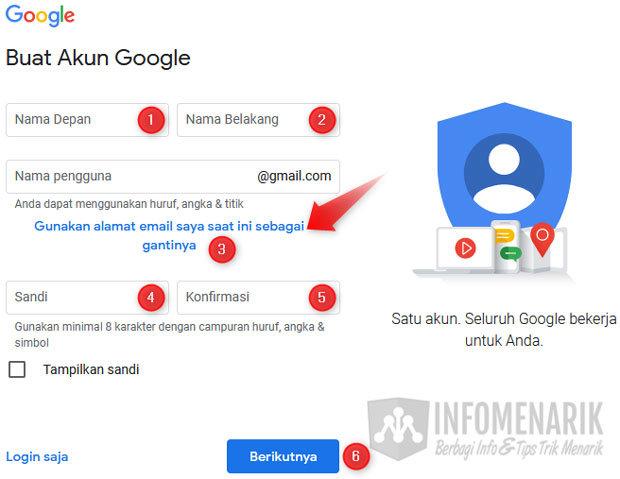 Cara Menambahkan Foto Profil di Email Domain 4