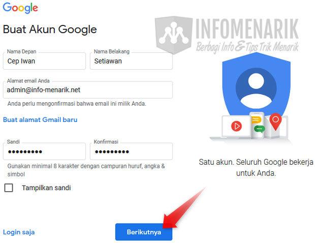 Cara Menambahkan Foto Profil di Email Domain 5