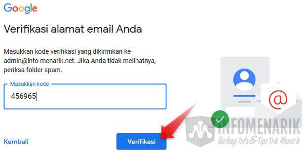 Cara Menambahkan Foto Profil di Email Domain 6