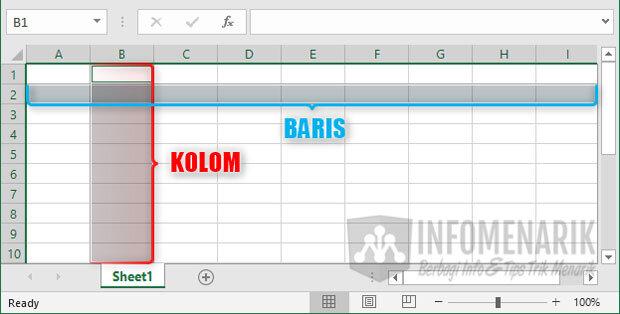 Belajar Excel Untuk Pemula 2