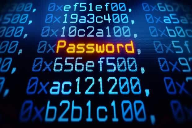 Cara Membuat Password 01