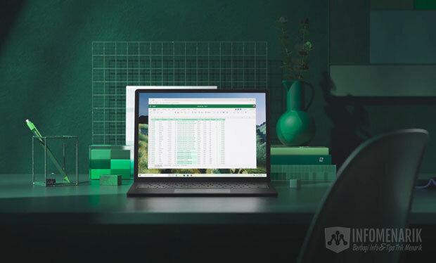 Fungsi Dasar Excel 1