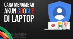 Cara Menambah Akun Google di Laptop 01