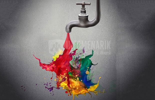 Perbedaan Tinta Printer Pigment dan Art Paper 1